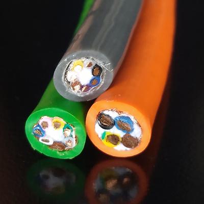高柔性电缆应用于起重机设备领域