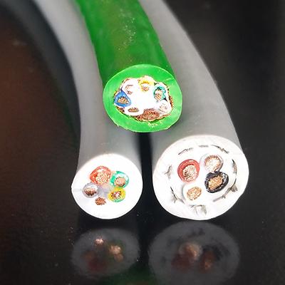 耐折拖链电缆应用于数控雕刻机领域