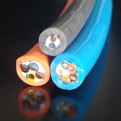 机器人电缆应用于机器人领域